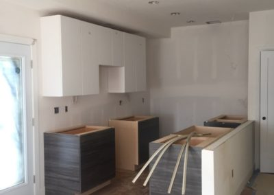 sustainable design build denver colorado west colfax 1275 xavier kitchen custom cabinet install
