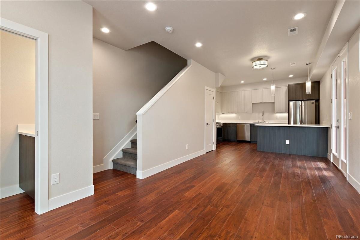 1376 Yates 1st Floor Open Concept