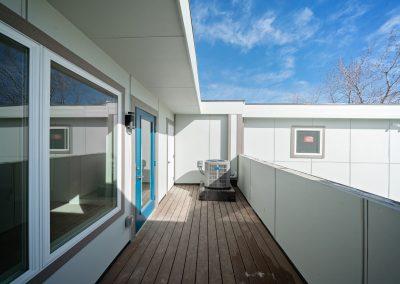 sustainable design build denver colorado west colfax 1365 zenobia roof deck air conditioning