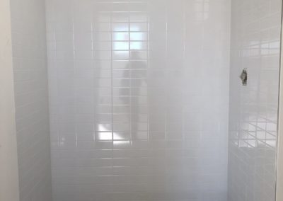 sustainable design build denver colorado west colfax during construction 1254 perry custom tile shower mosaic
