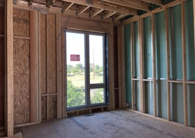 sustainable design build denver colorado west colfax 1265 xavier window install framing firewall natural light
