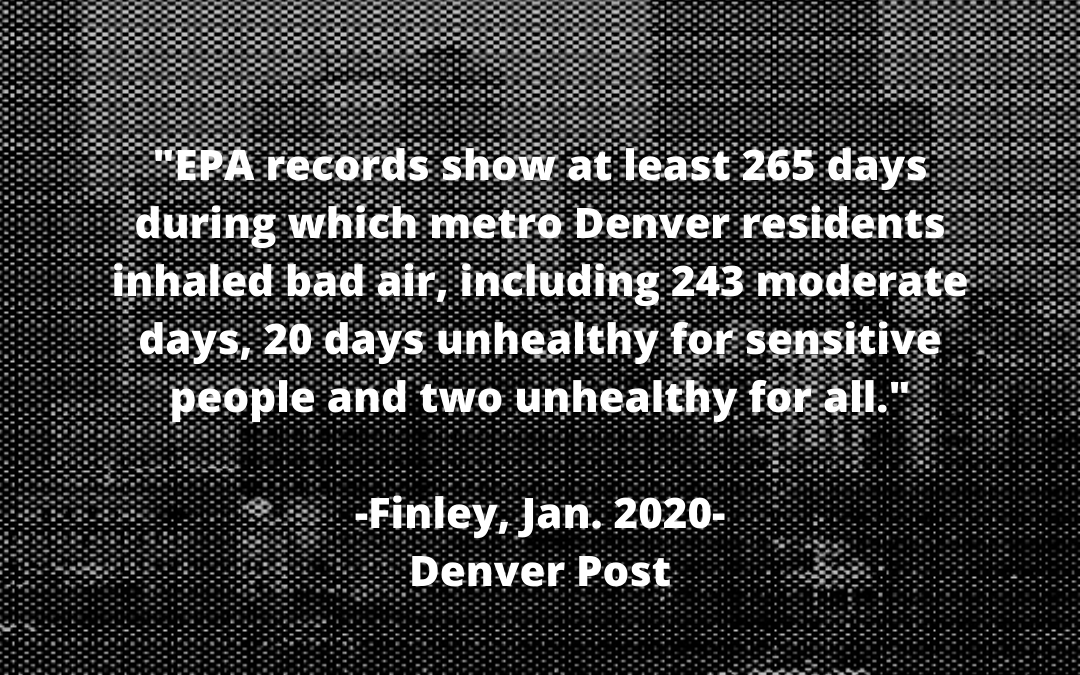 Denver's EPA Air Quality