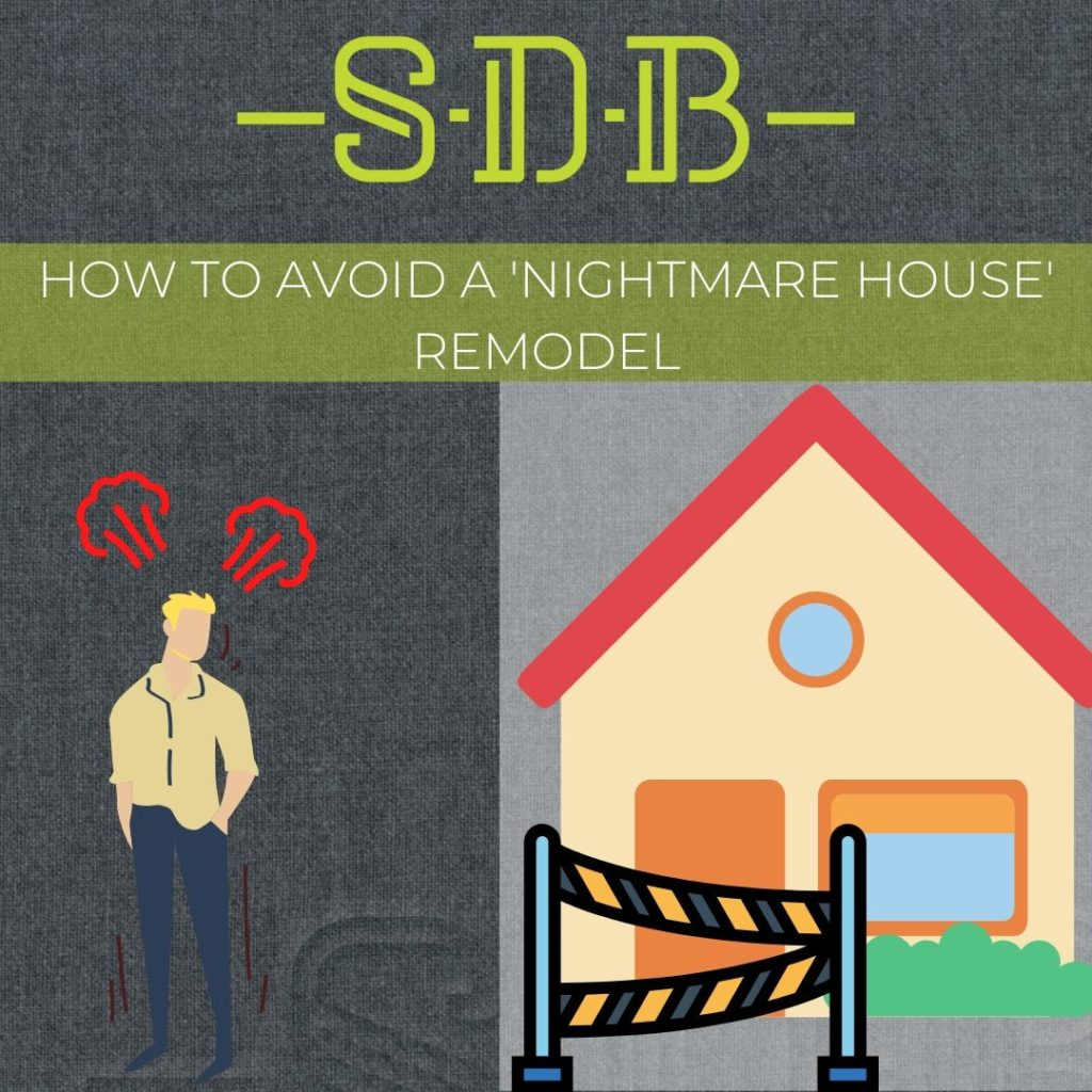 How to avoid a nightmare house remodel sustainable design build channel7 denver builder water leak