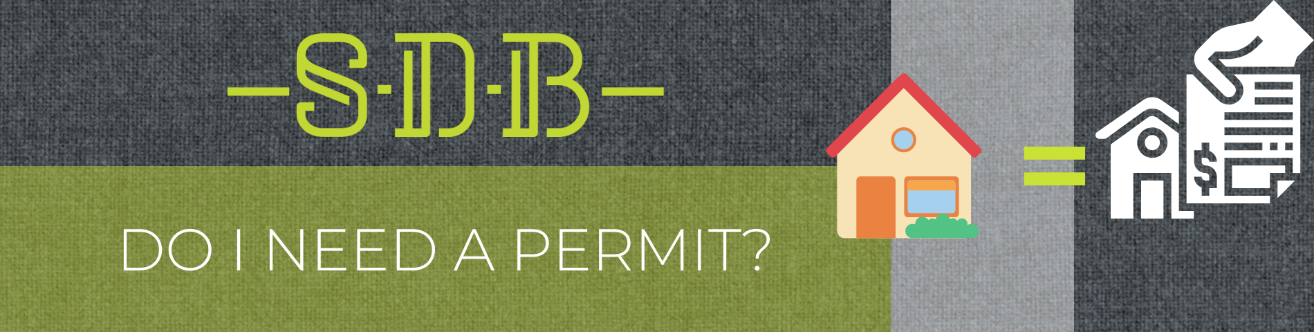 permit denver construction residential remodel renovation green sdb sustainable design build house home paper work equals