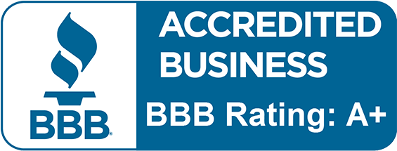Sustainble Design Build BBB accredited business badge BBB Rating A+