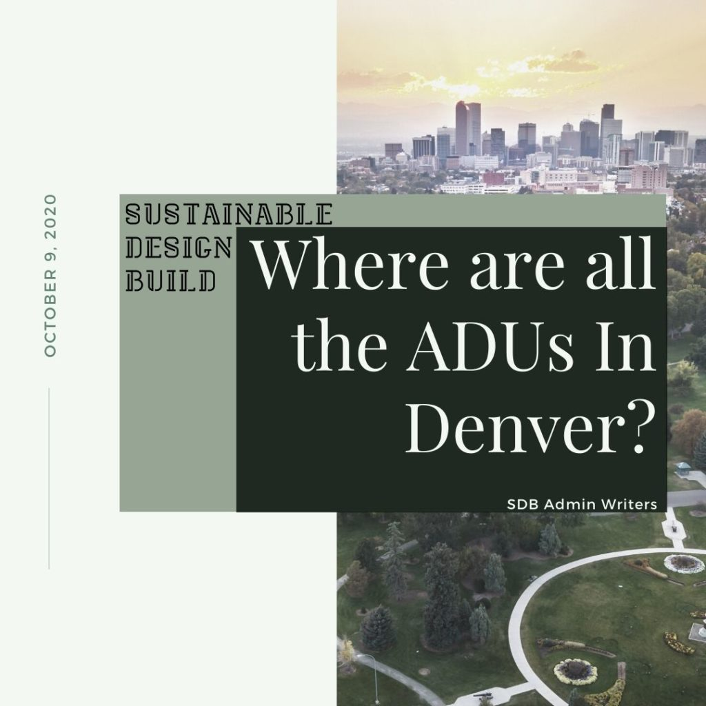 building adus in denver city skyline