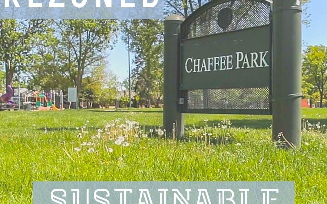 ADU Construction Allowed for Chaffee Park