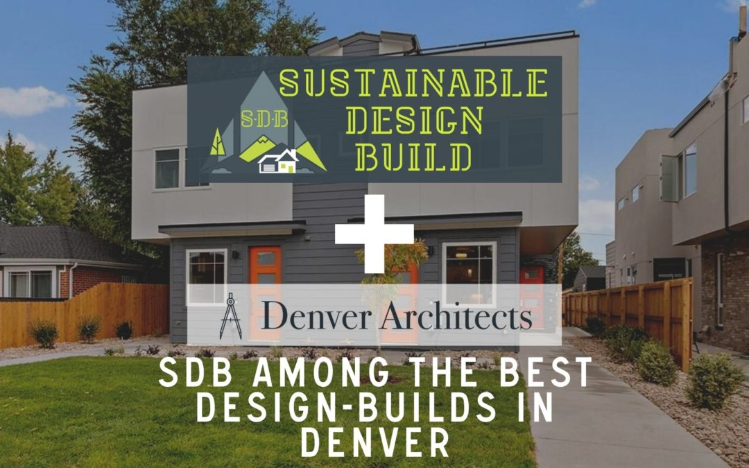SDB Ranks Among The Best Design-Build Firms in Denver