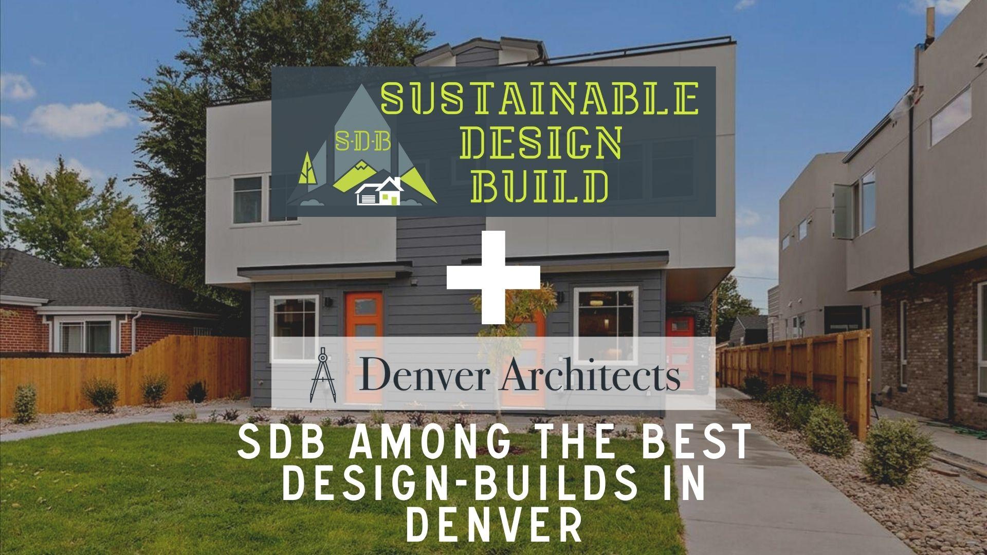 Top Design-Build Companies in Denver