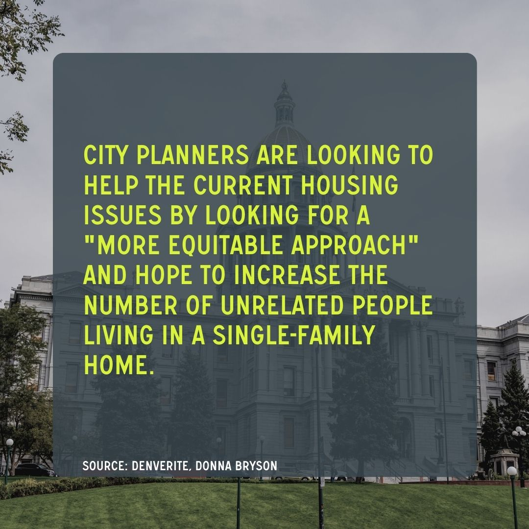 Sustainable Design Build Single-Family Homes Denver policy city planning council