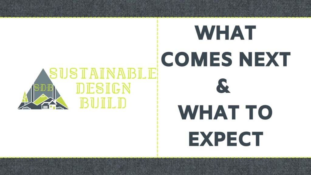 Working with sustainable design build