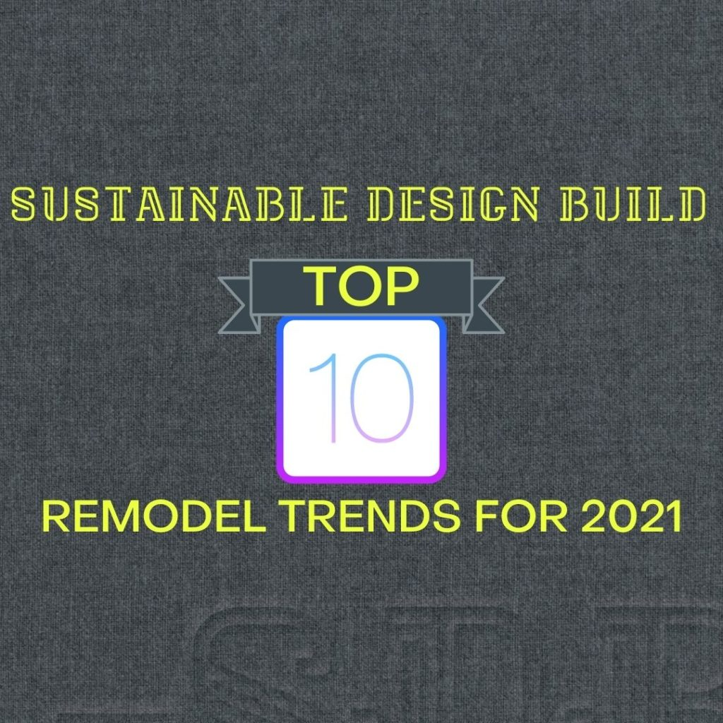 Top Remodel for 2021 Post