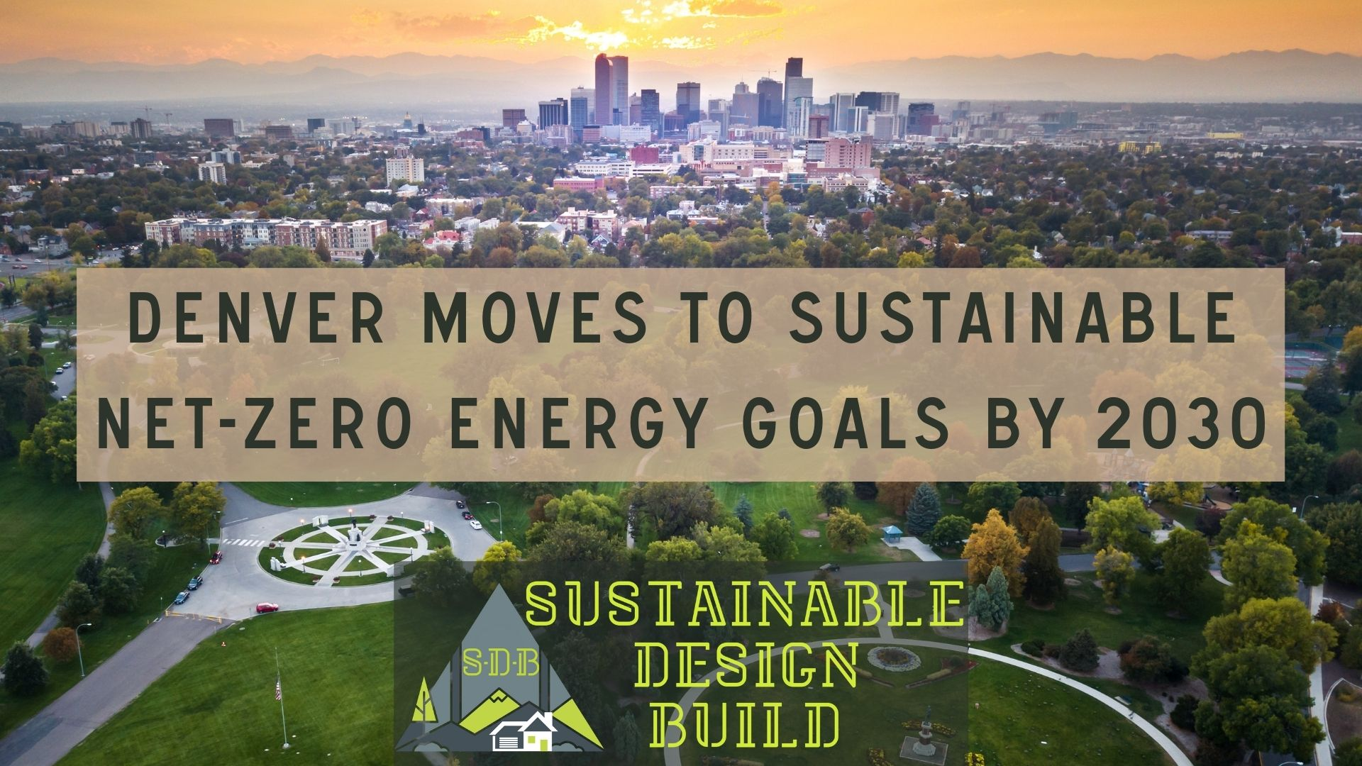 Sustainable Net Zero Energy