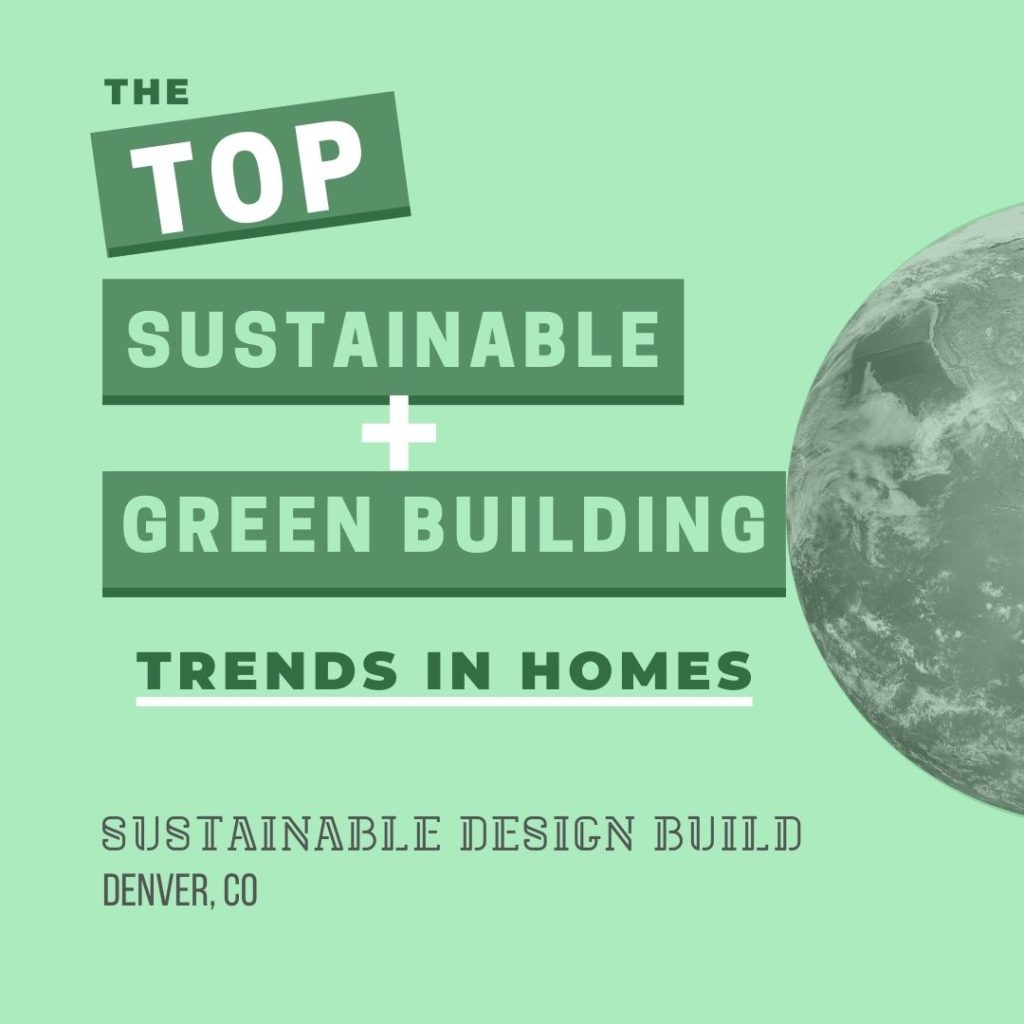 Top Sustainable and Green Building Trends Denver