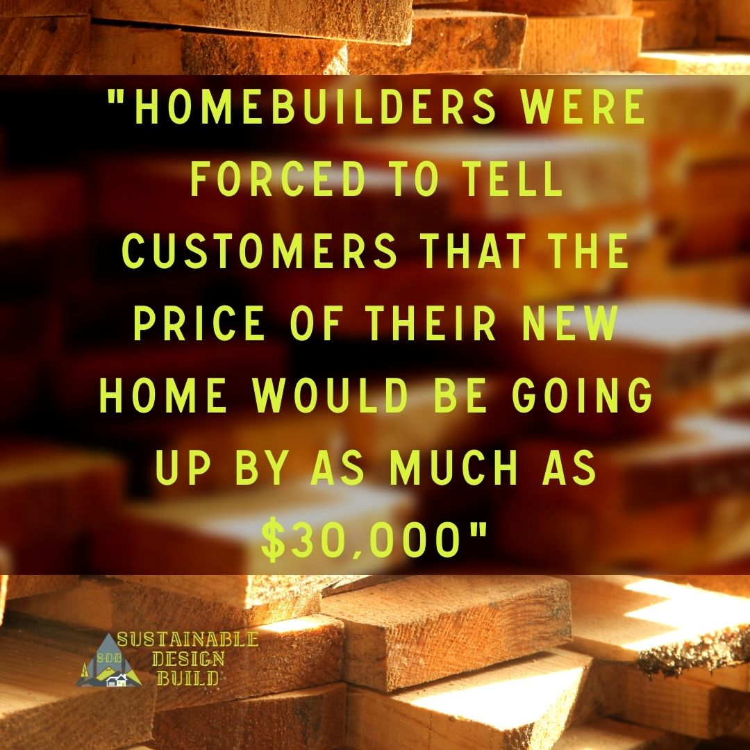 Lumber prices building costs for additions