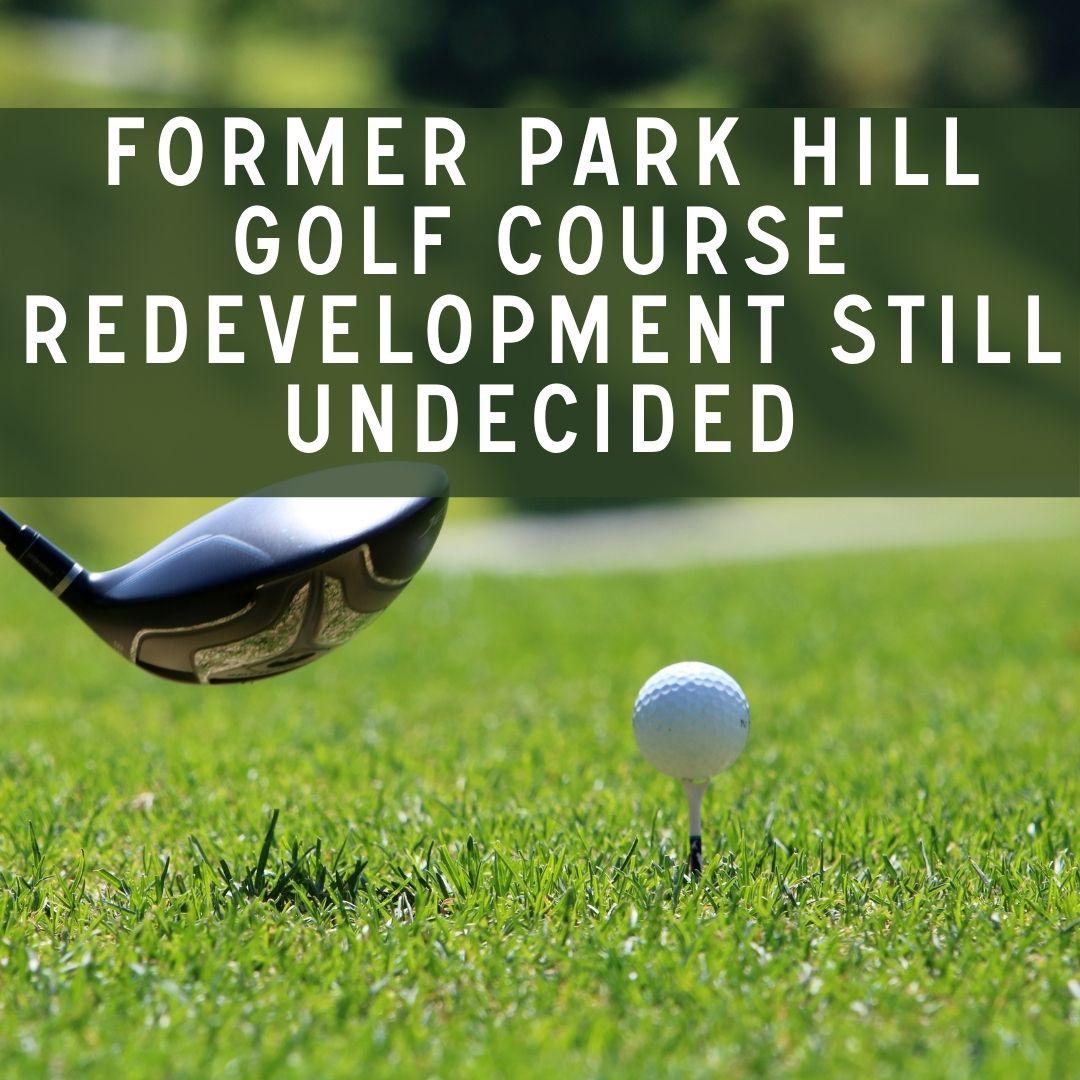 Park Hill Development Golf Course Denver Colorado 2021