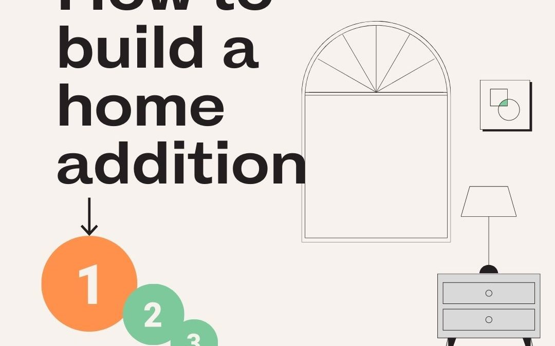 How to Build a Home Addition