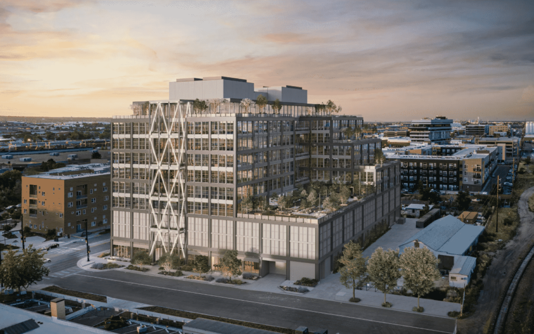 River North Denver Office Commercial Construction Project Revealed